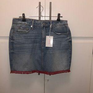 Good American miniskirt